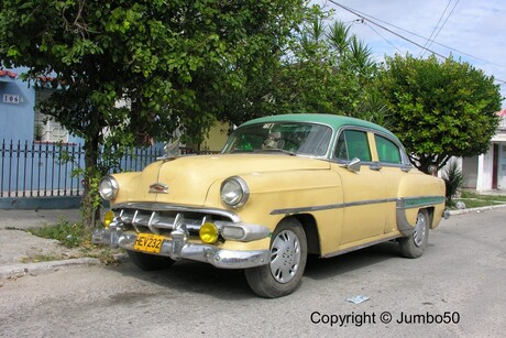 Cuba Old Cars And Transports