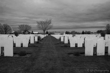 British Cemetery in Poelcapelle