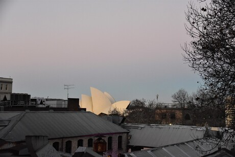 Opera House Sydney maar dan anders