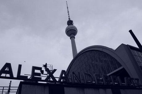 Alexanderplatz Berlin