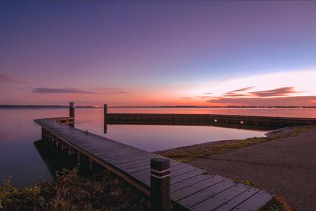 Sunset @ Almere - Gooimeer
