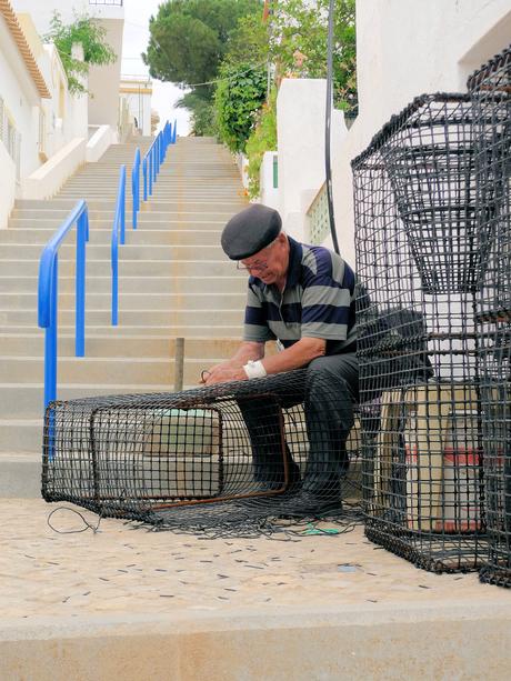 visfuiken maken en repareren