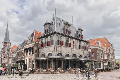 Restaurant d'Oude Waeg in Hoorn