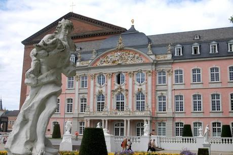 Keurvorstelijk Paleis in Trier