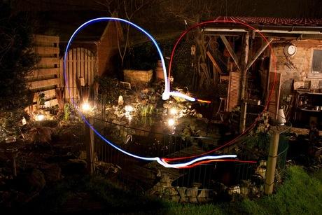 Het hart van de tuin