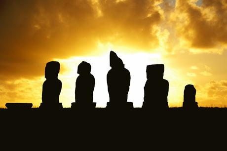 Ahu Tahai, Rapa Nui