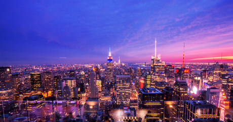 View from the Rockefeller