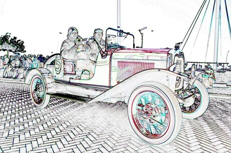 Ford A Speedster (1929)