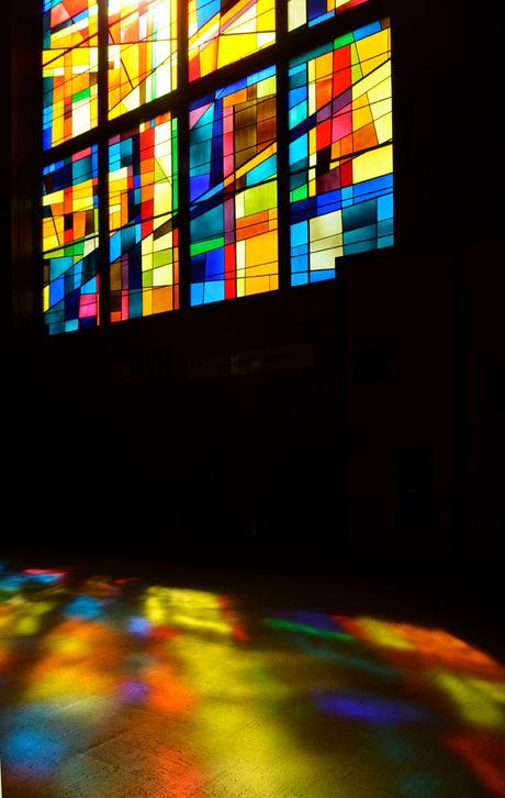 licht-en kleurenspel