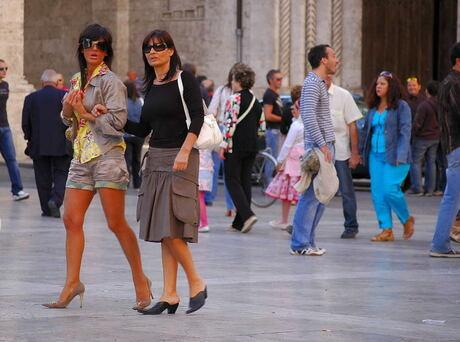 Italiaanse mode