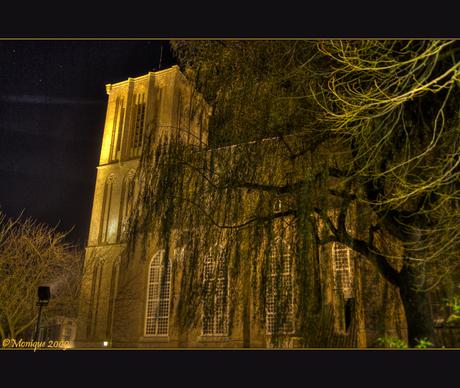 Elburg vesting...at night