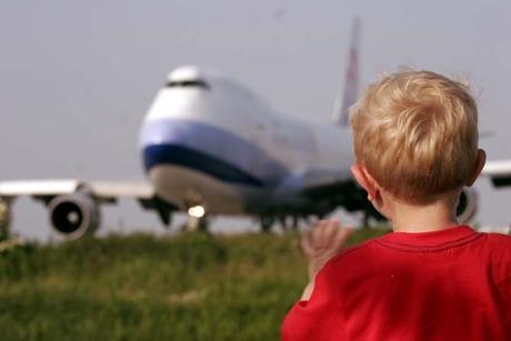 Vliegtuig spotter