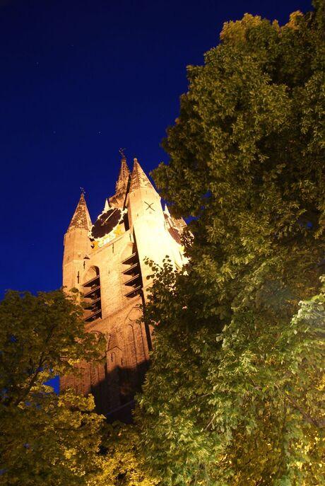 de oude kerk Delft