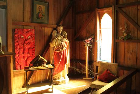 Maori kerk