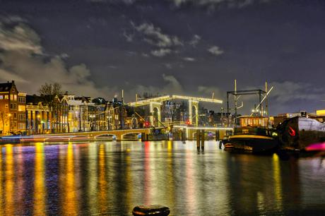Amsterdam, Magere brug