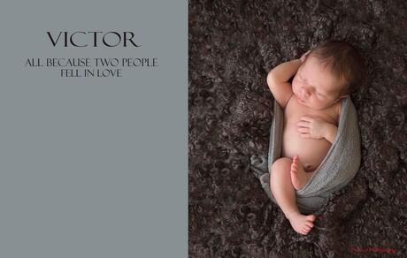 little newborn boy