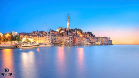 Rovinj Kroatie
