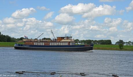 Boot Revier de IJssel