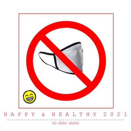 No More Masks 2021