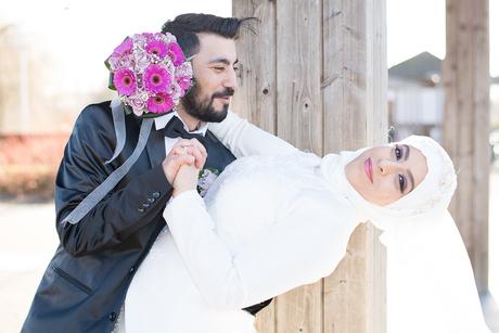 Bruiloft - Portret