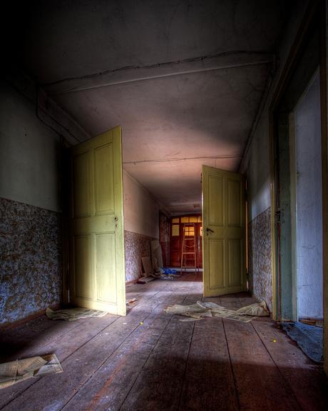 Verlaten huis DDR 1
