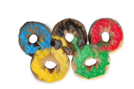 olympic donuts