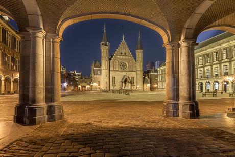 The Hague, Binnenhof