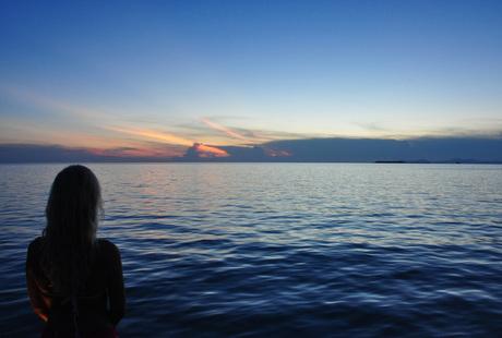Maleisie, Kapalai ondergaande zon