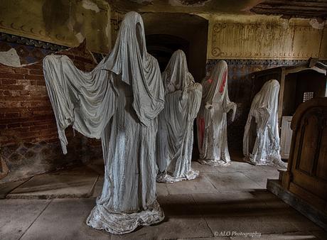 Nog een foto uit the Church of ghosts