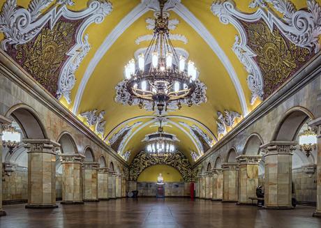 Metro of Moscow