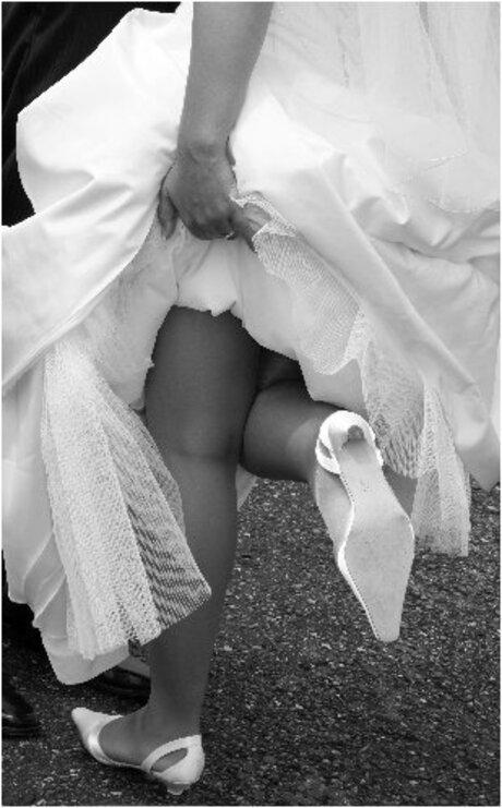 bruidsshot