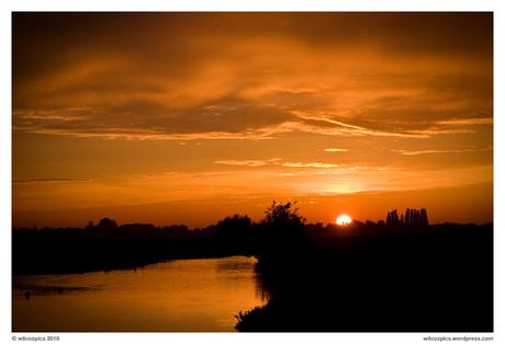 Zonsondergang #2