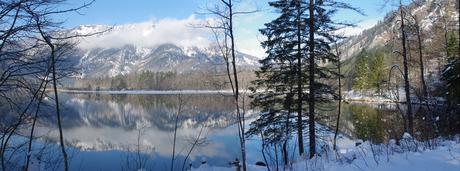 sneeuw en water