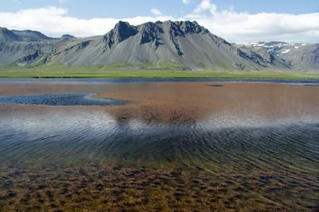 bergen op IJsland
