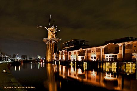 De Nolet molen bij avond_DSC6774.