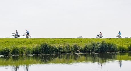 Nederlanders en vrije tijd