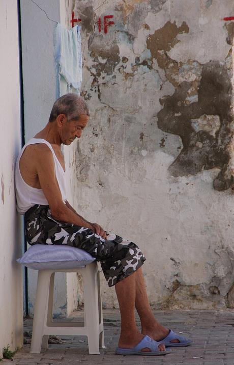 Tunesië straatfotografie 14 (kleur)