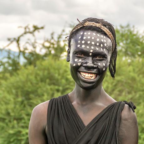 Masai ritueel besnijdenis