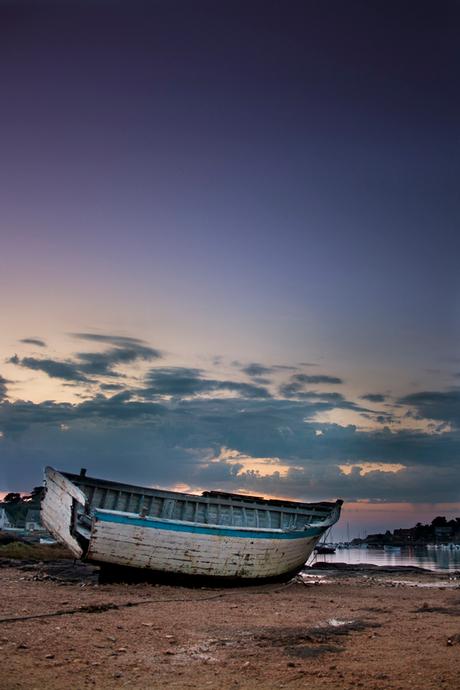 Sunset Port Ploumanach