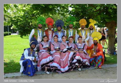 Hello Schoten Colombia en India