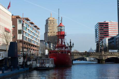 Boat vs City