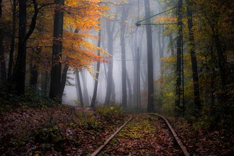 De vergeten spoorlijn