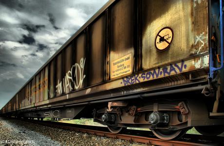wagons....