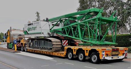 20210715  134327  Toevals treffer Transport  Liebherr  MEIJMAT LR1100   15 sept 2021