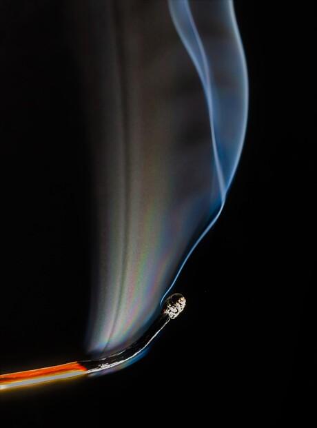 smoke and matches