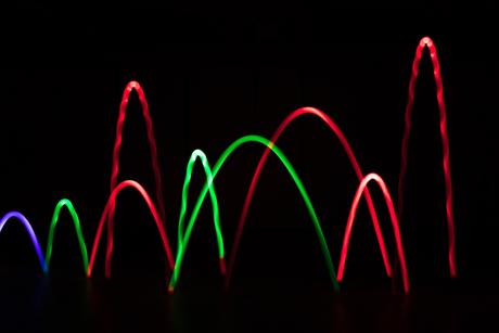 Lightpainting 5...