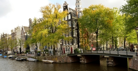 Herfst in Amsterdam 5