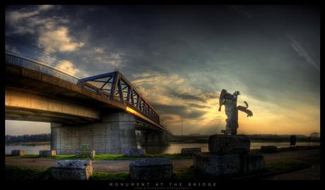 Monument at the Bridge