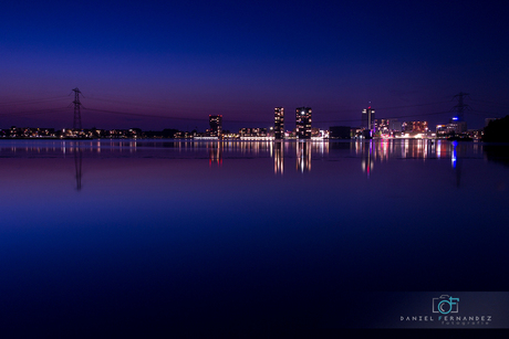 Almere by Night