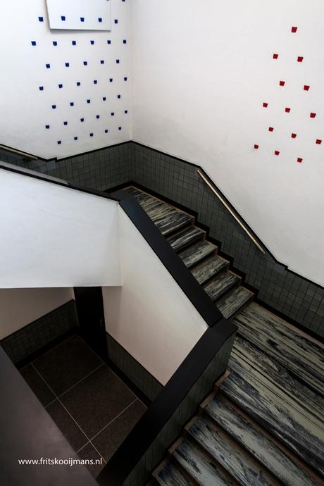 Trap gemeente museum Den Haag
